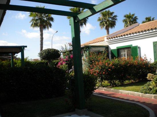 Campo Golf Bungalows:                   bungalow