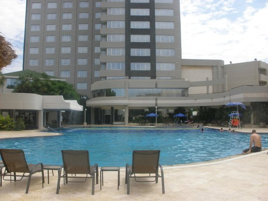 Crowne Plaza Maruma Hotel & Casino:                   Great Pool