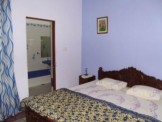 Rajputana Guest House Jaipur : Blue Room