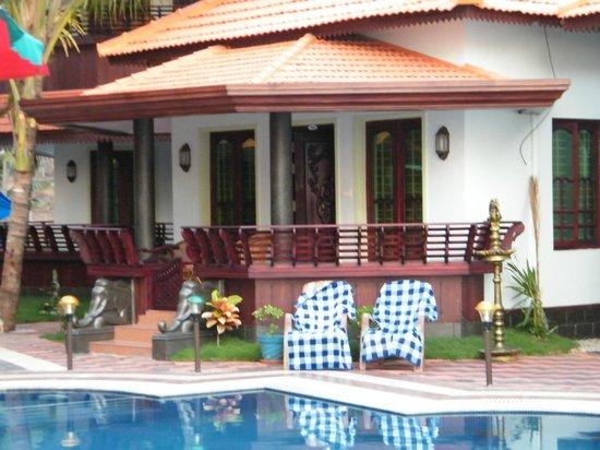 Samsara Harmony Beach Resort:                   Unterkunft