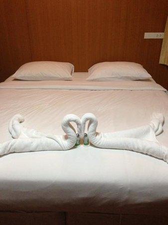 Banphu Resort :                   funny design