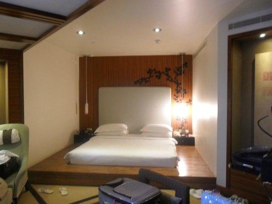 Letto stile giapponese - Picture of Sheraton Dubai Creek Hotel ...