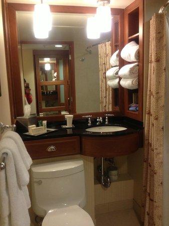 Hilton San Francisco Union Square:                   3泊しましたが毎朝清潔に~気持ち良い!                 