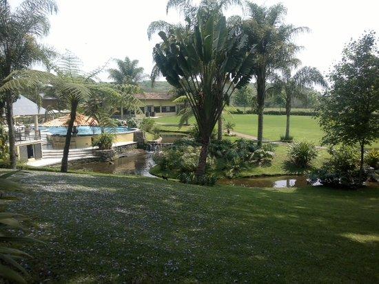 Xico, Mexico:                   Hotel