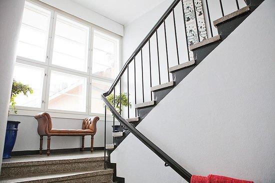 Hostel Buisto: Stairway