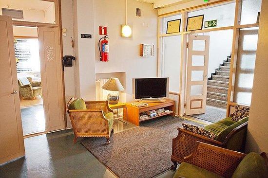 Hostel Buisto: Lobby