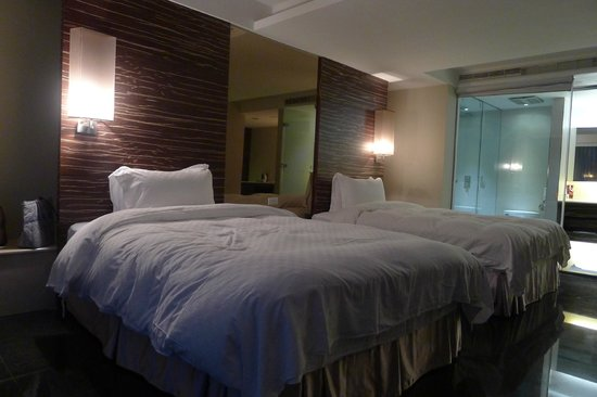 Kapok Hotel & Resorts:                   舒適寬敞的房間