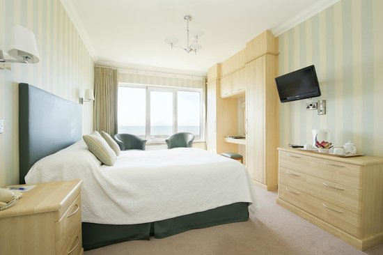 Aberdyfi (Aberdovey), UK: Double room