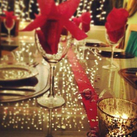 Restaurante Sarita: Romance..