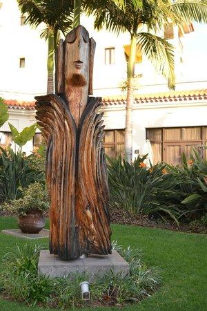 Porto Mare Hotel :                   Dans le jardin