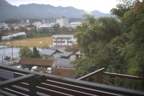 Hotel Otaki:                   眺望はありません