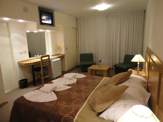 Hotel Napoleon: Habitaciones