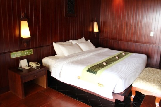 Borei Angkor Resort & Spa:                   Room