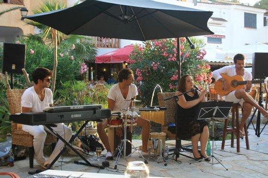 Flamenco Festival Picture Of Le Terrazze De Cala Vadella