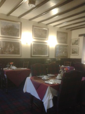 Bagdale Hall Hotel and Restaurant:                                     Dining Room