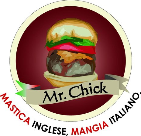 ‪‪Mr. Chick‬: mr. chick logo‬