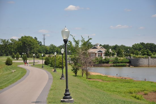 Murfreesboro, Τενεσί: Gateway Island and Trail