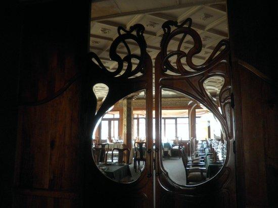 Hotel Crespo: Entrada al comedor