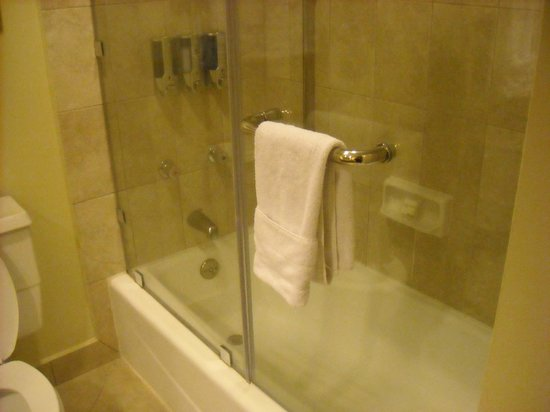 Barcelo Guatemala City:                   Shower