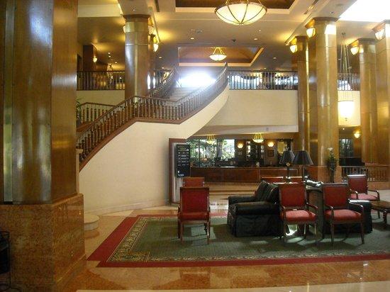 Barcelo Guatemala City:                   Lobby