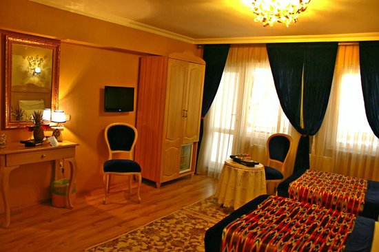 Diva's Hotel: Twin Room