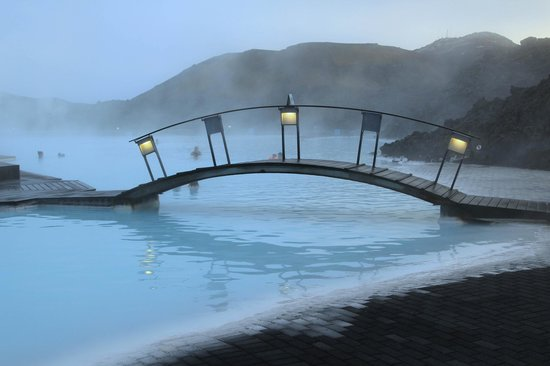 Blue Lagoon Iceland:                                     The Blue Lagoon