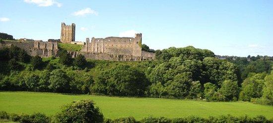 Victoria House: Hstoric Richmond Castle