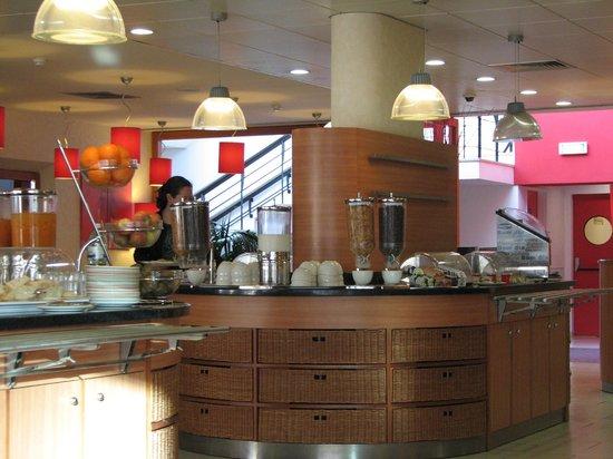 Hotel Ibis Lisboa Jose Malhoa:                                     Breakfest