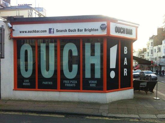 Ouch Bar Brighton