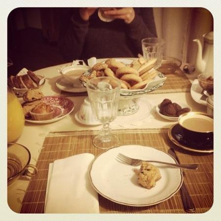 Piazza Castello Apartment: la colazione