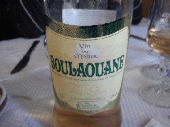 La Menara : Gris de Boulaouane