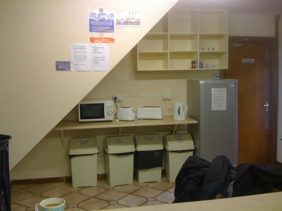 Cong Hostel:                   Kitchen