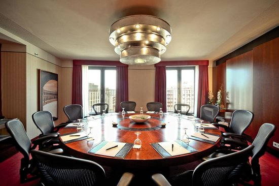 Melia Berlin: Executive Club THE LEVEL - Boardroom