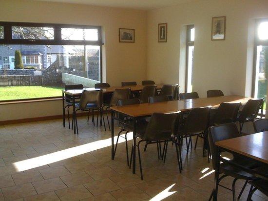 Cong Hostel:                   Dining room