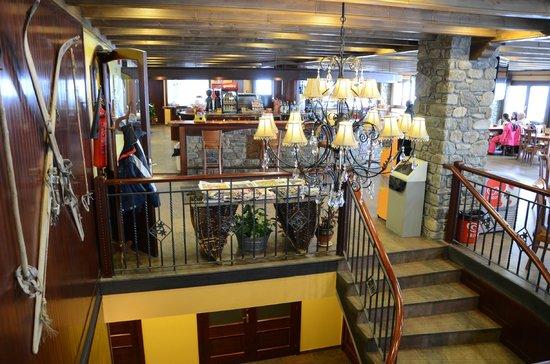 Hotel Parador Canaro : Bar - Cafeteria
