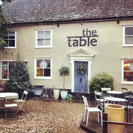 The Table, Woodbridge