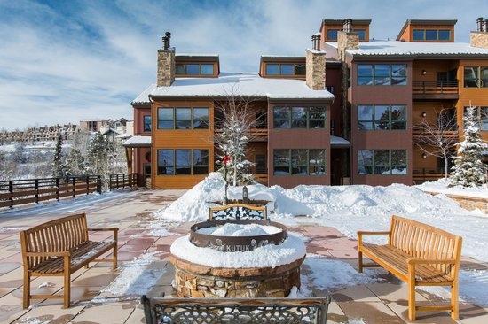 Kutuk Condominiums at Steamboat Springs: Kutuk Exterior