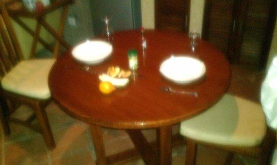 Kyriad Villa & Hotel Seminyak: Kitchen Area!