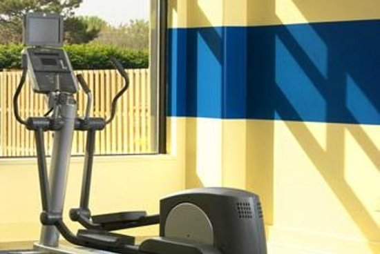 Four Points by Sheraton Richmond Airport: Fitness Center