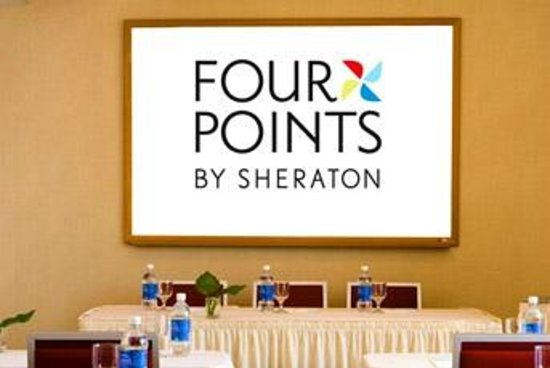 Four Points by Sheraton Richmond Airport: Meeting Room