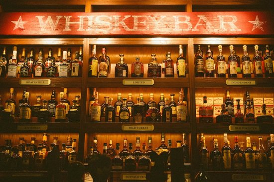 Bub City: Over 115 Varieties of Whiskey