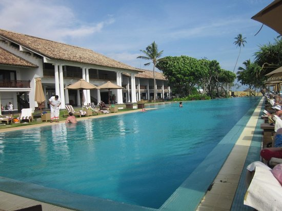 The Fortress Resort & Spa:                   Infinity pool