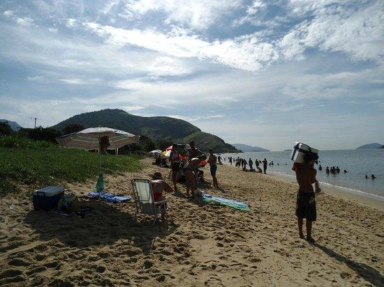 Mangaratiba, RJ:                   Praia Grande
