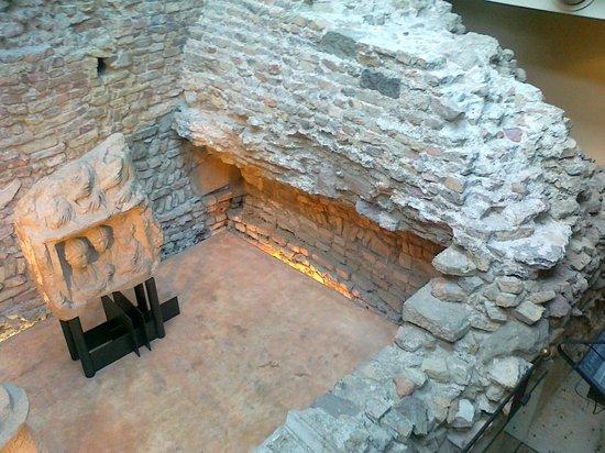 Ristorante Gellius : il sito archeologico
