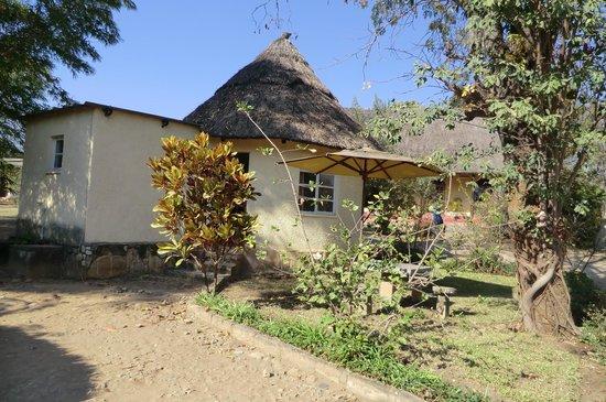 Manica, โมซัมบิก:                   een hut