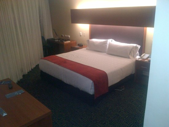 Sonesta Hotel Guayaquil:                   My room...