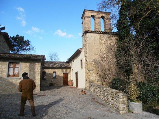 Borgo di Celle:                   dintorni