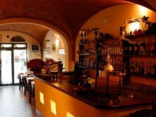 Pizzeria Ristorante il Mondo Degli Gnomi: bancone bar