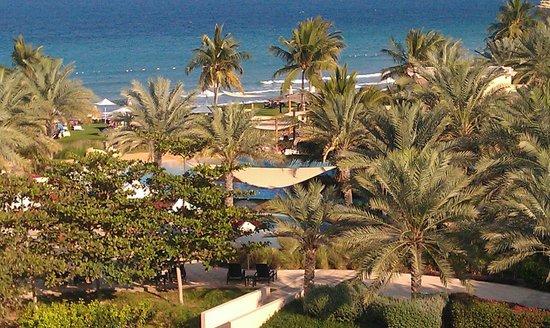 Shangri La Barr Al Jissah Resort & Spa-Al Bandar:                   View from the room - 2