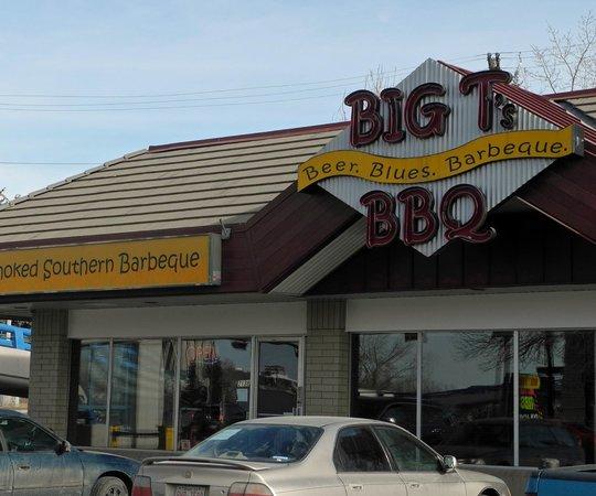Big T's BBQ, Feb 2013
